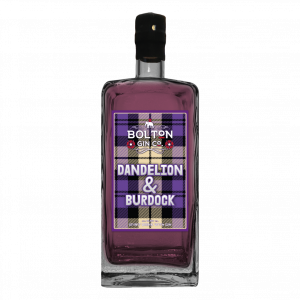 Dandelion and Burdock Gin by The Bolton Gin Company