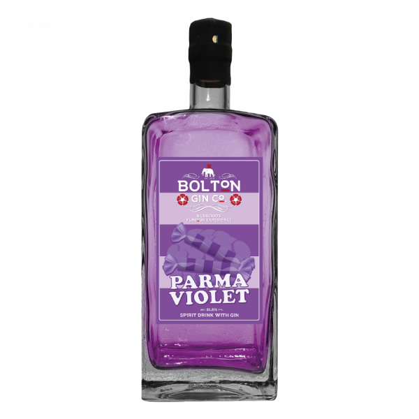 Parma Violet Gin - The Bolton Gin Company