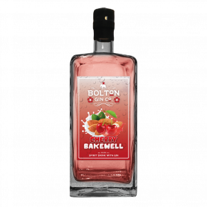 Cherry Bakewell Gin by The Bolton Gin Company