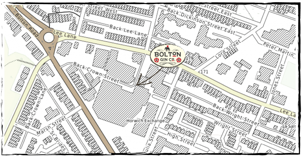 Where to Find The Bolton Gin Company