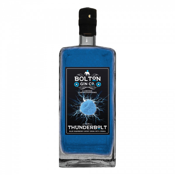 Thunderbolt Raspberry Vodka