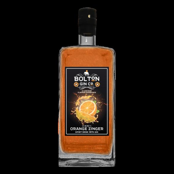 Orange Zinger Gin