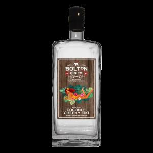 Cheeky Tiki Rum, 31.5% abv. – 50cl