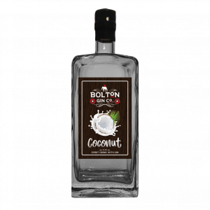 Coconut Gin by The Bolton Gin Company