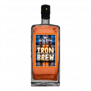 Iron Brew Gin by The Bolton Gin Company