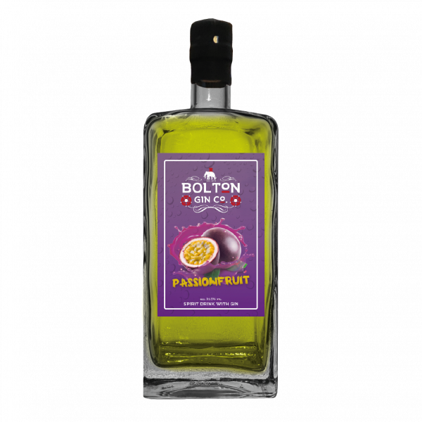 Passion Fruit Gin - The Bolton Gin Company
