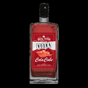 Cola Cube Vodka - Flavoured Vodka by The Bolton Gin Company